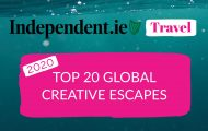 Rebelle Surf Independent top 20 creative escapes